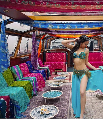 Bellydance Show and Food Truck